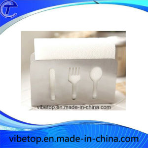 Low Price Wholesale Stainless Steel Napkin Box pictures & photos