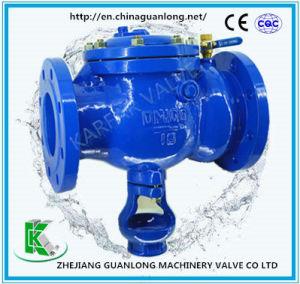 Safety Anti-Pollution Cut off Check Valve with Atmospheric Vent (GHS11X) pictures & photos