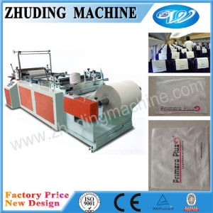 Automatic Non Woven Airline Seat Headrest Cover Making Machine pictures & photos