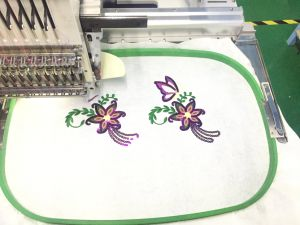Cap Embroidery Machine Type Computerized Operation 12 Needles One Head Hat Embroidery. pictures & photos