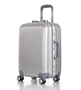 Good Quality New Design Aluminum Frame Travel Luggage (XHAF010) pictures & photos