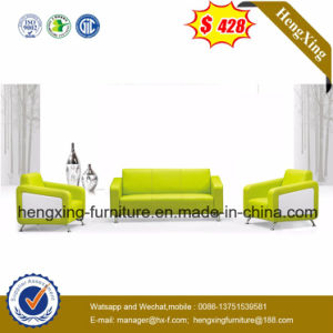 Furniture Modern Steel Leather Living Room Office Sectional Sofa (HX-CS015) pictures & photos