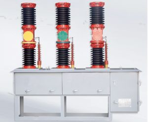 Zw7a 40.5 Outdoor High Voltage Vacuum Circuit Breaker