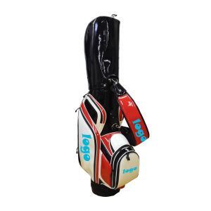 Deluxe PU Golf Bag pictures & photos