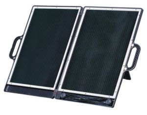 300W off Grid Solar System with 600wh Li Ion Battery