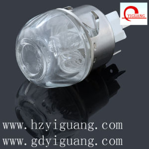 X555-41V G9 300celsius UL Ce Oven Lamp with High Resistance