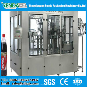 Automatic 3-in-1 Water and Flavour Water Bottling Machine pictures & photos