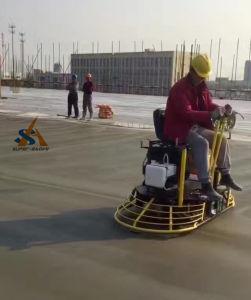 Ride on Vibrating Trowel Machine, Concrete Ride on Power Trowel pictures & photos