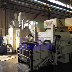 Waste Meting Cutting Briquette Machine (CE) pictures & photos