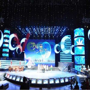 Indoor Rental LED Display for Stage Performance P4 pictures & photos