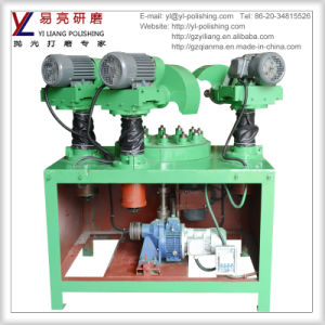 Yl-Apm-021 Auto Disc Grinding Machine for Watch Clock Electronic Polishing pictures & photos