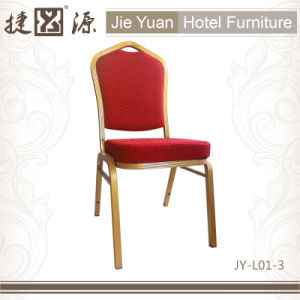 Aluminum Stackable Conference Banquet Chairs (JY-L01-3) pictures & photos