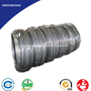 Hot Sale 4mm High Carbon Spring Steel Wire pictures & photos