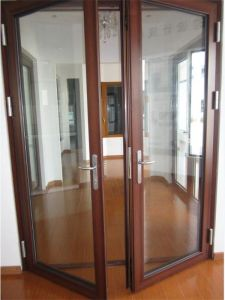 Quick Installation, Easy Joint and Saving Labor Costs Aluminium Door pictures & photos
