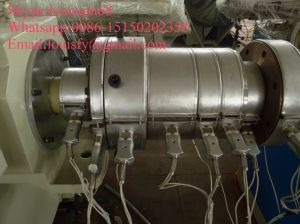 PVC Double Pipe Extrusion Machine pictures & photos