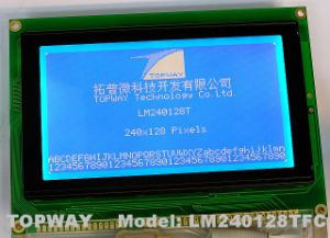 240X128 Graphic LCD Display COB Type LCD Module (LM240128T) pictures & photos