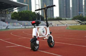 400W Electric Motorcycle with 36V 11ah pictures & photos