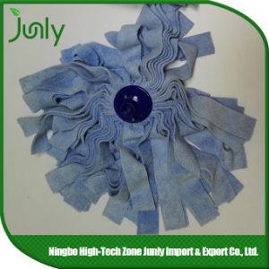 Blue Strip, Microfiber Mop Head, Clean Custom