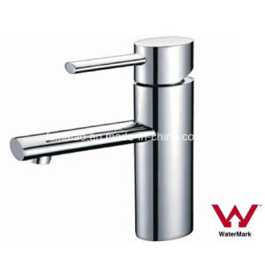 Single Lever Watermark and Wels Approval Bathroom Sanitary Ware Chrome Finish Wash Water Tap (HD4601) pictures & photos