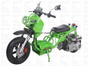 Zoomer Motorcycle 150cc 4strokes Elec Start Disc EPA Scooter pictures & photos