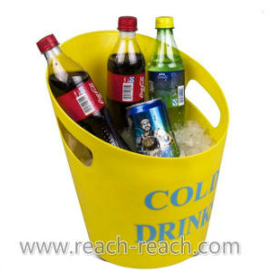 Popular Beer Plastic Ice Bucket (R-IC0144) pictures & photos