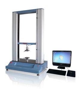 Computer Control Servo Dual-Coloum Control Tensile Tester Machine pictures & photos