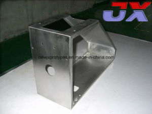 China Factory OEM Sheet Metal Stamping Parts Steel Stamping