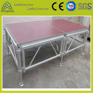 289mmx289mm Aluminum Lighting Performance Stage Event Spigot Truss Rigging Systems pictures & photos