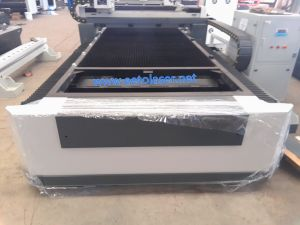 Third Generation 1500W CNC Fiber Laser Cutter of Laser Machine pictures & photos