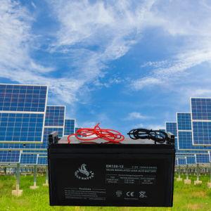 12V 120ah VRLA AGM Sealed Lead Acid Battery for Solar