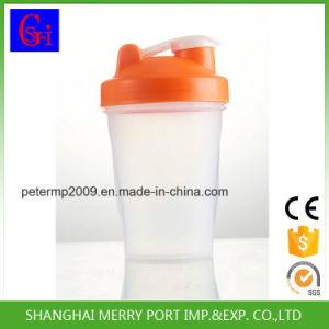 Unique Shape Unbreakable Body Plastic Shaker Cup pictures & photos
