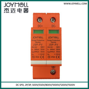 2pole 3pole Solar PV Surge Protector pictures & photos