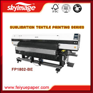 1, 8m Dye Sublimation Inkjet Printer Oric Fp1802-Be for Fabric Printing pictures & photos