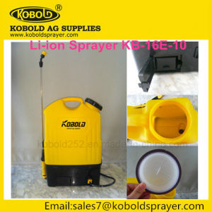 Elektric Diaphragm Liquid Pump 16L Pompa Li-ion Sprayer pictures & photos