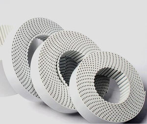 PU Timing Belt with Good Anti-Abrasion and Anti-Tearance pictures & photos