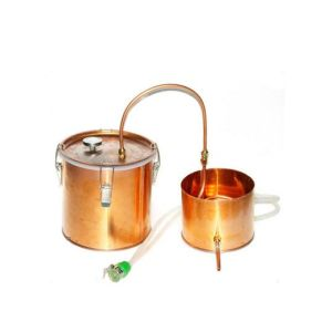 Home Brew Wine Kit Pure Copper Moonshine Distiller for Sale pictures & photos