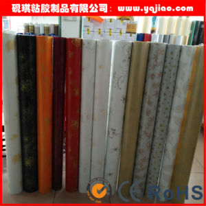 High Glossy Laminate PVC Sheet/ New design High Gloss PVC Self Adhesive Film pictures & photos