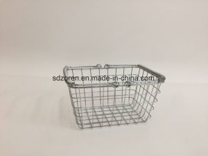 Kitchen Basket Table Basket Kitchen Wire pictures & photos