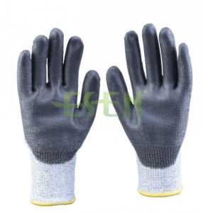 Nitrile Coated Labor Protective Industrial Safety Work Gloves (D78-G5) pictures & photos