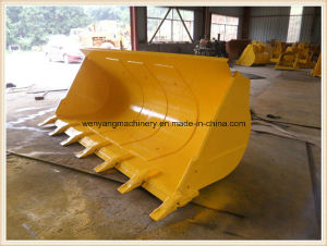 Supply Xgma Series Wheel Loader Bucket pictures & photos