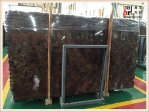 Natural Spanish Middle/Top Range Dark Emperador Brown Marble for Hotel/Commercial Building Decoration Slab pictures & photos