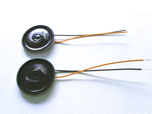 40mm 4ohm 0.5-1W Mylar Speaker pictures & photos