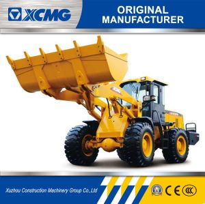 XCMG 3ton Front End Wheel Loader for Sale (LW300KN) pictures & photos