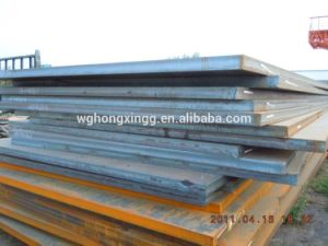DIN Structural Steel Plate St37-2 pictures & photos