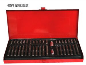 40PCS Bits Set in a Metal Case (FY1040A) pictures & photos