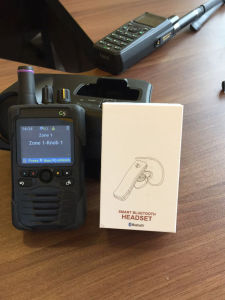 P25 Fire Voice Pager, VHF+700-800MHz Fire Pager for Firefighter pictures & photos