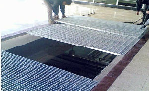 Galvanized Steel Grating Catwalk Platform pictures & photos
