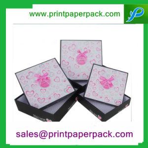 Luxury Bespoke Rigid Printing Kraft Card Jewellery Box Ring Box pictures & photos