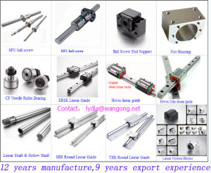 Excellent Professional Linear Bearings and Rails for CNC Router pictures & photos