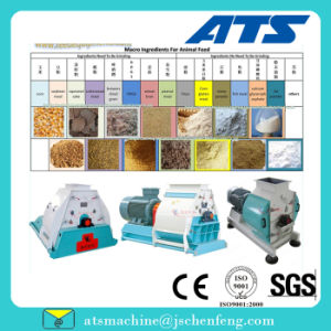 3-20t/H Pellet Feed Crumble Machine, Feed Pellet Crumbler Crushing Machine pictures & photos